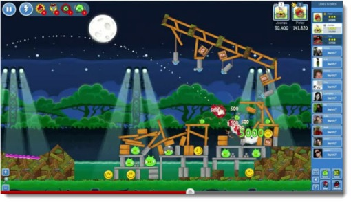 Ahora la introducción de Amigos Angry Birds! - Rovio Entertainment Ltd